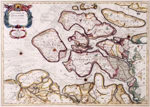 Topografische kaarten / paskaarten