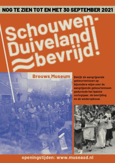 Expositie Schouwen-Duiveland bevrijd!